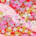 Pink Washi Paper
