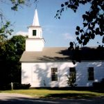 Mason Congregational Church completed in 1837 ~ Valley Road