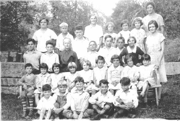 Mason Class of 1928