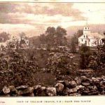 """View of Village (Mason, N.H.) from the North"""