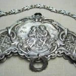 Antique Gorham Sterling Purse Frame