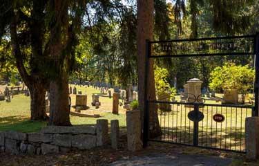 Pleasant View Cemetery, Mason, NH