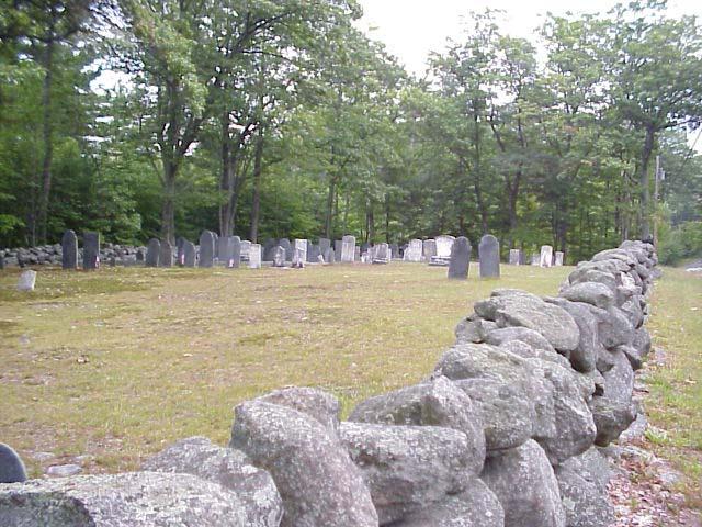 Pole Hill Cemetery, Mason, NH