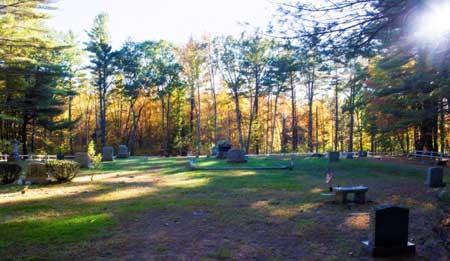 Pratt Cemetery Annex, 2014, Mason, NH